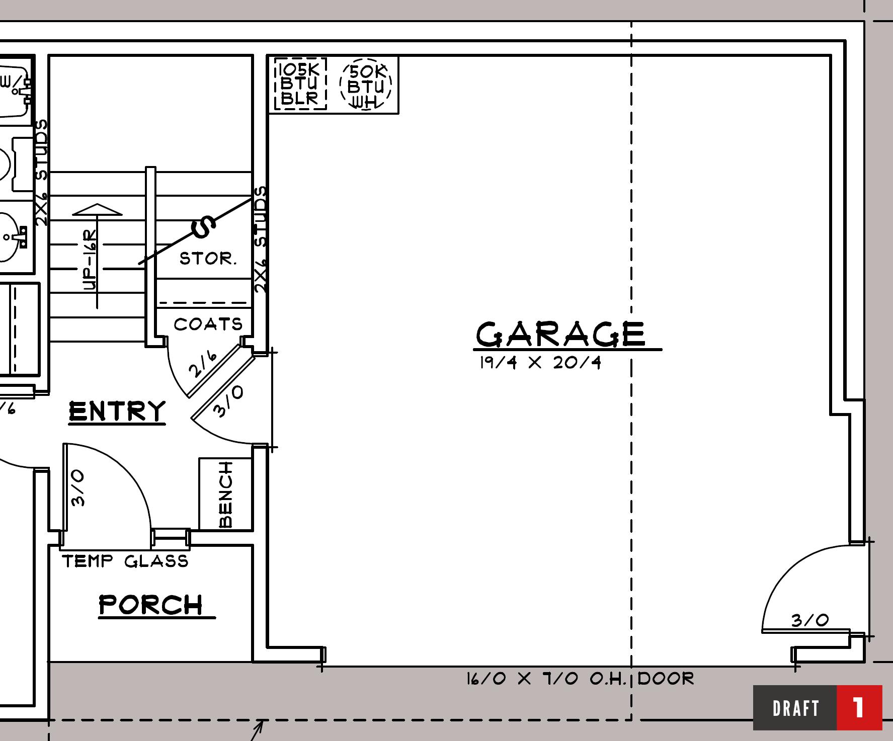 AK House Project plan detail