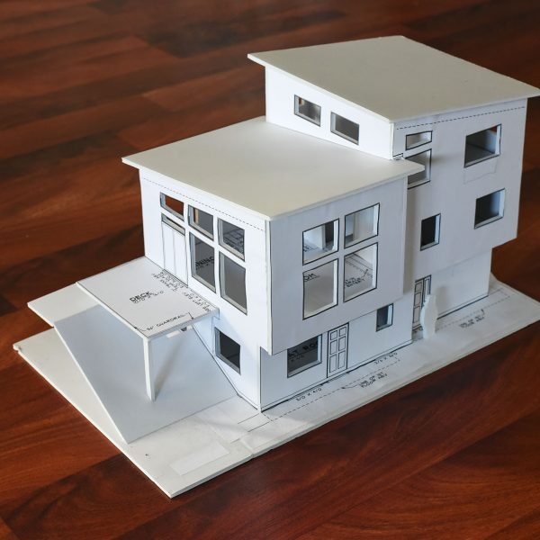 AK House Project model